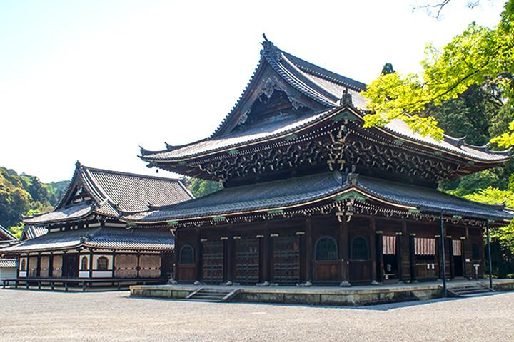天皇家所縁の御寺